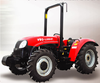 Orchard Tractor 804 with rops,80 hp 4WD Orchards Tractors with front end loader