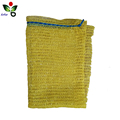 Wholesale Pe plastic knitted raschel mesh bag for onion potato packing