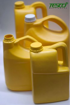 HDPE Cooking Oil Containers