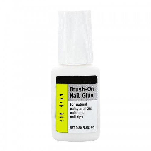 New 0.18oz Brush on Nail Glue