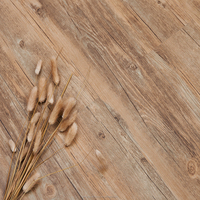 Wood Look Vinyl Click Flooring Tiles
