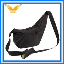 Alibaba Supplier Folding Digital Camera Bag with Drink Holder