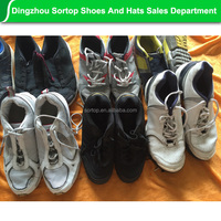 Bulk wholesale used sneakers shoes pound for sale export for Africa