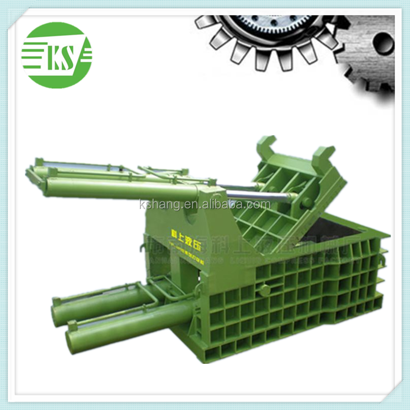 Hydraulic Non Ferrous Metal Baling Press Machine