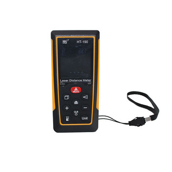 HT-190 HTi Digital Laser distance measuring meter with angle measurement 0.05-50M (0.16~164ft)
