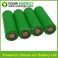 LiFePO4 Li Ion Batteries cell 3.2v 3000mah rechargeable li ion battery 18650 3.7v 2200mah