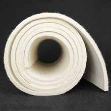 400GSM WHITE 15MM THICK FIRM INDUSTRIAL FELT