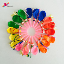 high quality Plastic whistle with latex balloon