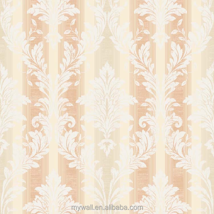 chinese design bamboo print wallpaper