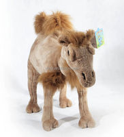 High quality popular stuffed plush camel toys for children