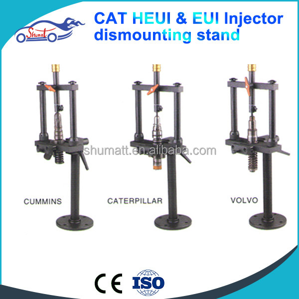 HEUI EUI injector assembly & disassembly tool stand for Cater heui eui C3 C7 C9 <strong>Cummin</strong> <strong>N14</strong> L10 Vol-vo 20430583