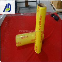 Food packaging microwave pvc cling film for food scale plastic wrap