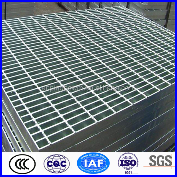 Galvanized Steel Grating For Offshore
