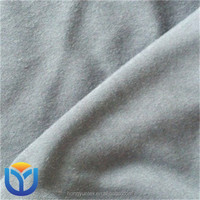 100% Spun Polyester single jersey knitted fabric for T-shirt