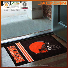 Manufacture Custom Advertising Branded Color Anti Slip Entrance Nylon Logo Mat