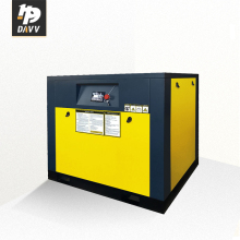 Permanent magnet frequency <strong>conversion</strong> 5.5kw 8bar New design energy savyingscrew air compressor for wholesales