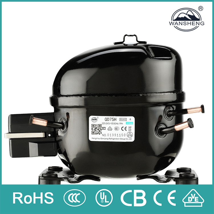 Commercial refrigerator compressor price in India of brand with high quality