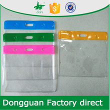 Good price high quality credit card holder pvc with logo