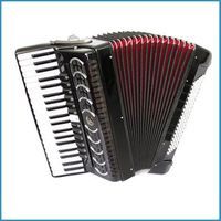 41 keys 120 bass keyboard accordion , piano accordion 13/7 register , 120 bass accordion chromatic