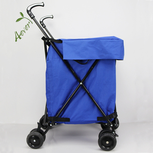 Folding Shopping Cart - Versacart Utility Cart - Transport Up to 90 Pounds