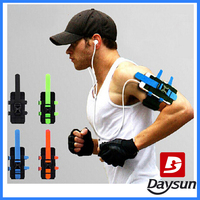 Sports Running Armband Case Workout Armband Holder Pouch for Mobile Phone Arm Bag Band Laudtec