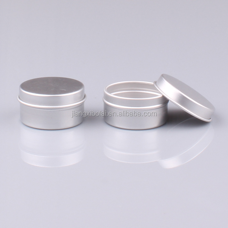 20g Aluminum cans /Cream jar /round Metal box