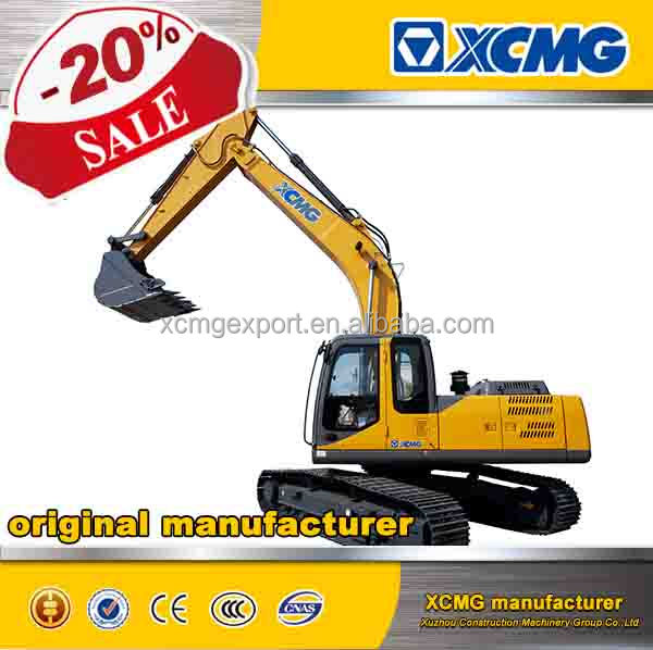 XCMG official manufacturer XE360N-LNG 36ton Natural gas excavator