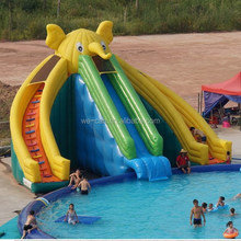 High Quality Water Park Inflatable Water Slide For Sale