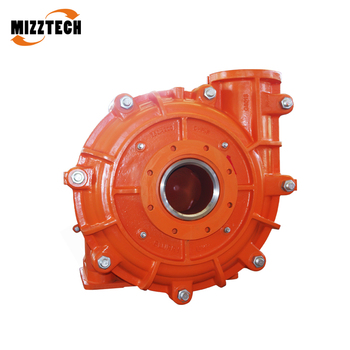 MIZZTECH MAH slurry pump for coal mining
