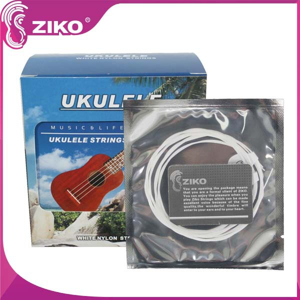 musical accessories medium tension ukulele strings
