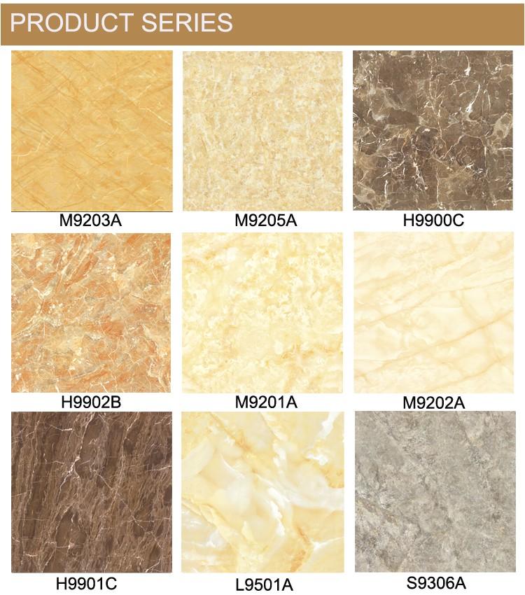 Prices of floor tiles