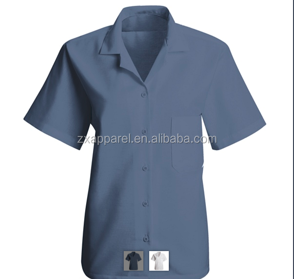 Wholesale Custom Hotel Cook Clean Room Clothes Office Cleaning Uniform