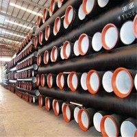 DAT Group ductile iron pipes & fittings comply with iso 2531/bs en 545/598