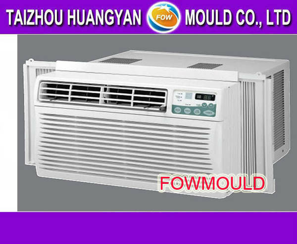 plastic injection air conditioner fan covers mould