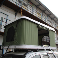 New product glamping roof top tent