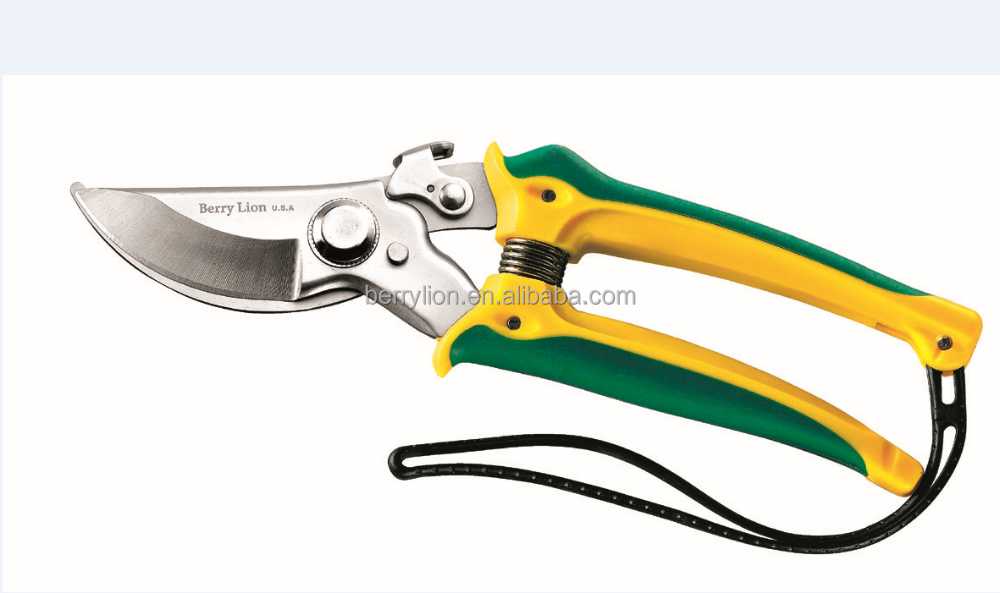 Berrylion Garden Cutting Tools Flower Twig Clippers