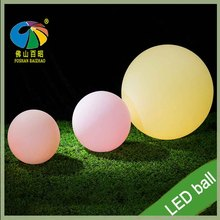 Outdoor RGB Color Change Decoration Night Club LED Ball