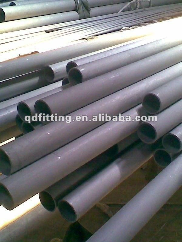 ASME B36.19 seamless stainless steel tp316 pipe BE