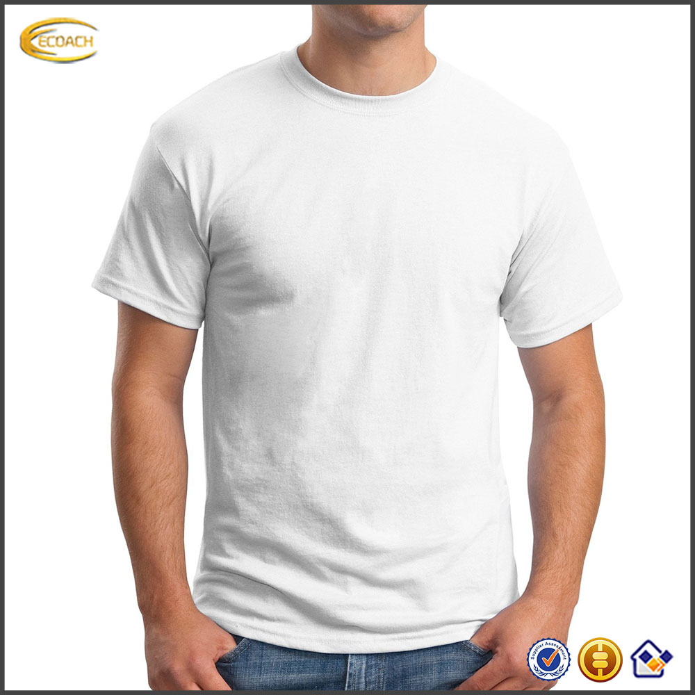Ecoach OEM Wholesale Customized Logo Men Workout Performance <strong>t</strong> <strong>shirt</strong>