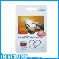 Low Price 32gb original memory card class 10 sd cards factory in China