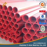 High Quality sany dn125 concrete pump pipe with welded flange