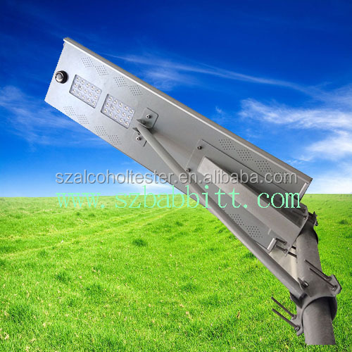 Cast Iron Street Lights/ 3 Years Warranty Integrated Solar Street Light With Cheap Price