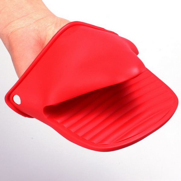 new product food grade silicone heat-resistant Oven finger glove