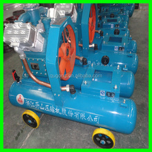 High pressure air compressor head