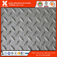 stainless steel diamond checkered plate NO.1 201 202 304 316