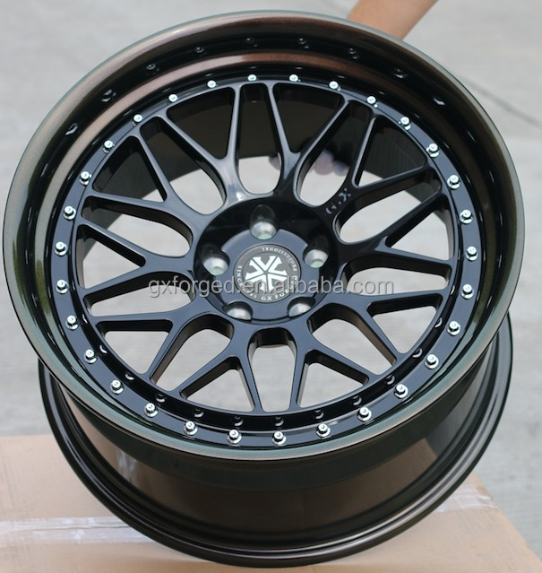 customize 2 pc forged car rim 17