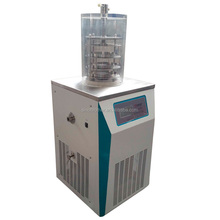 Vacuum lyophilizer freeze dryer for drying vegetables and fruits