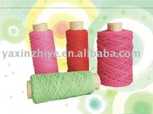 Fine twisted paper rope/cord for weaving