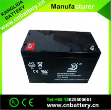 Sealed type lead acid battery 12V200Ah for storage used in solar back up