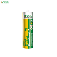 Clear Structural Engineering Glazing Silicone Sealant